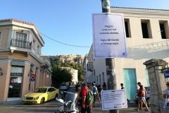 Acropoli in viaggio italiano