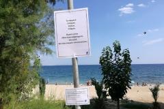 Mini spiaggia Pireo