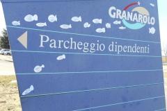 pesci poetici alla Granarolo