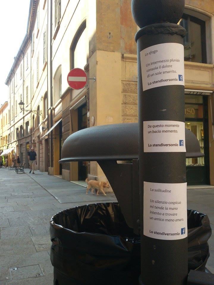 Vertebra di Cestinamenti a Modena