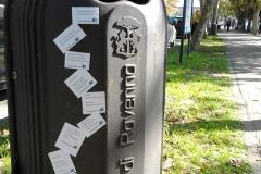 arrampicata di Cestinamenti Ravenna