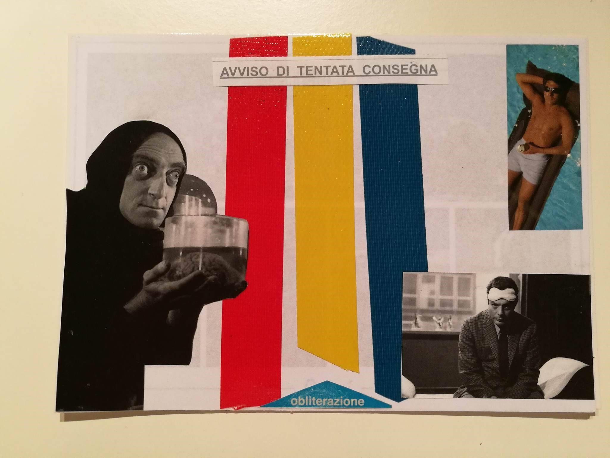Cartolina 3 lato A