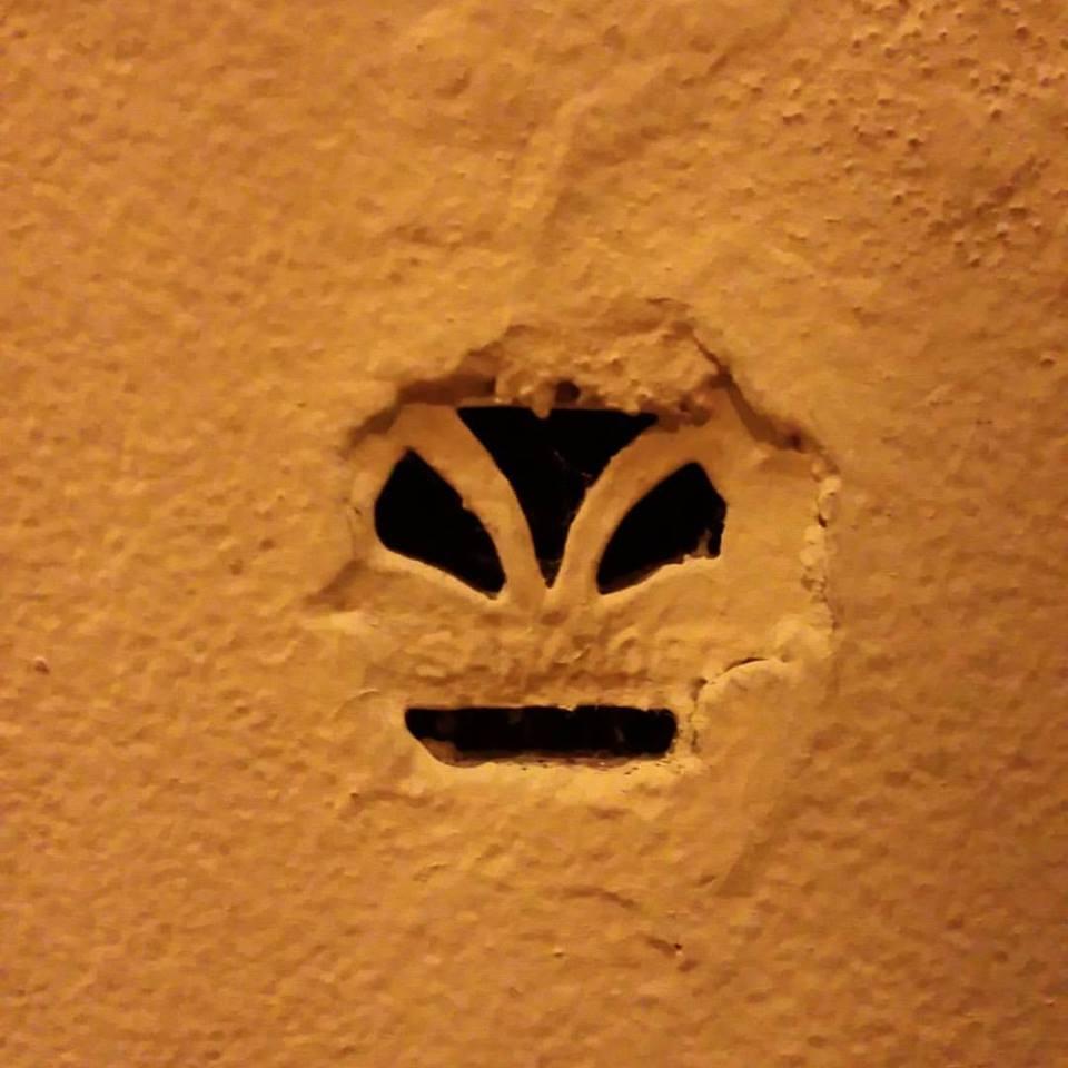 Heeehh!! Il demone dell'intonaco