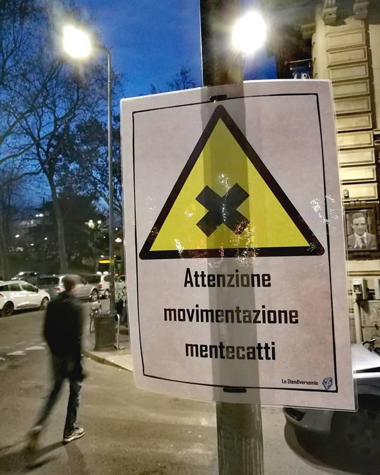 Mentecatti piazza Oberdan