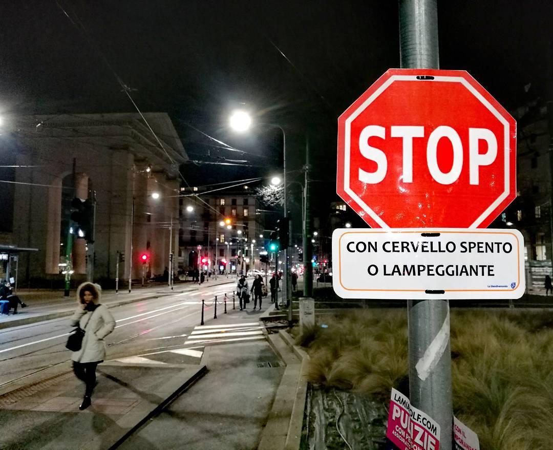Stop Navigli
