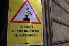 Biascicare via Castiglione
