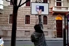 Un pallavolista mancato lungo le strade di Ancona