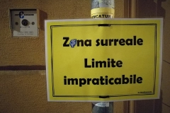 Zona surreale via Goito