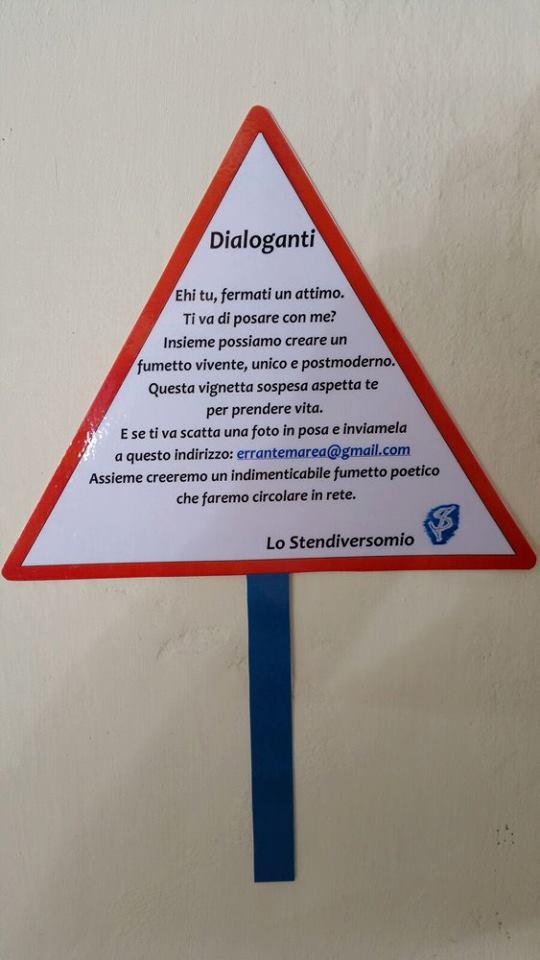 istruzioni social street