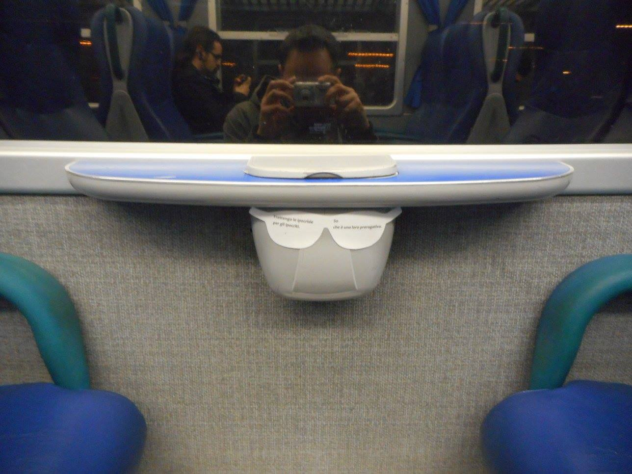 L'osservatore di Trenitalia