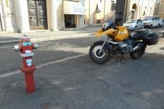 Il bambino e la motocicletta
