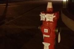 Il pompiere bolognese