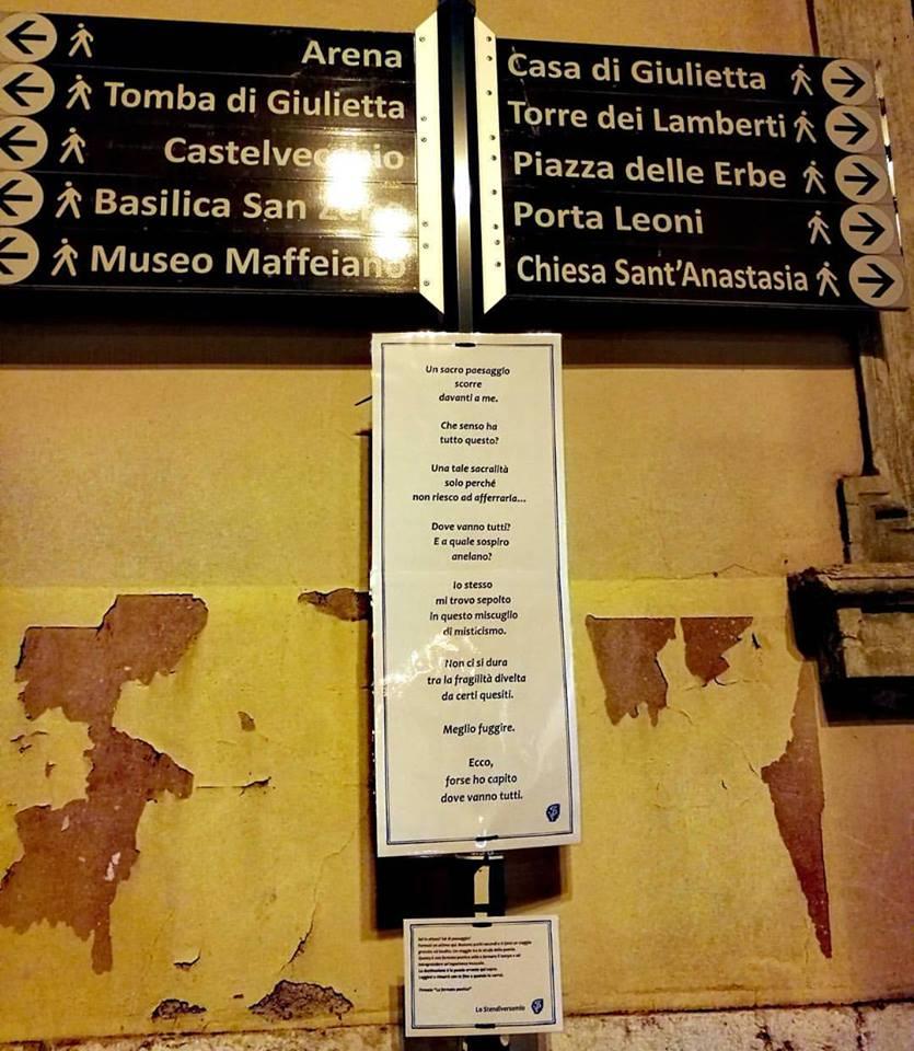 Verona piazza San Nicolò