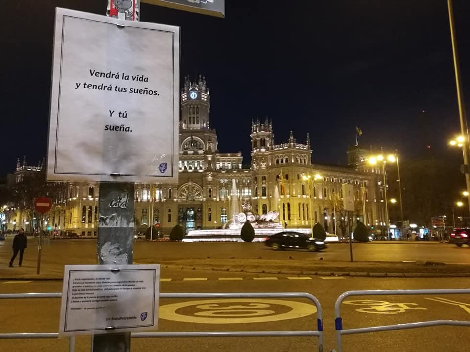 Madrid y la vida
