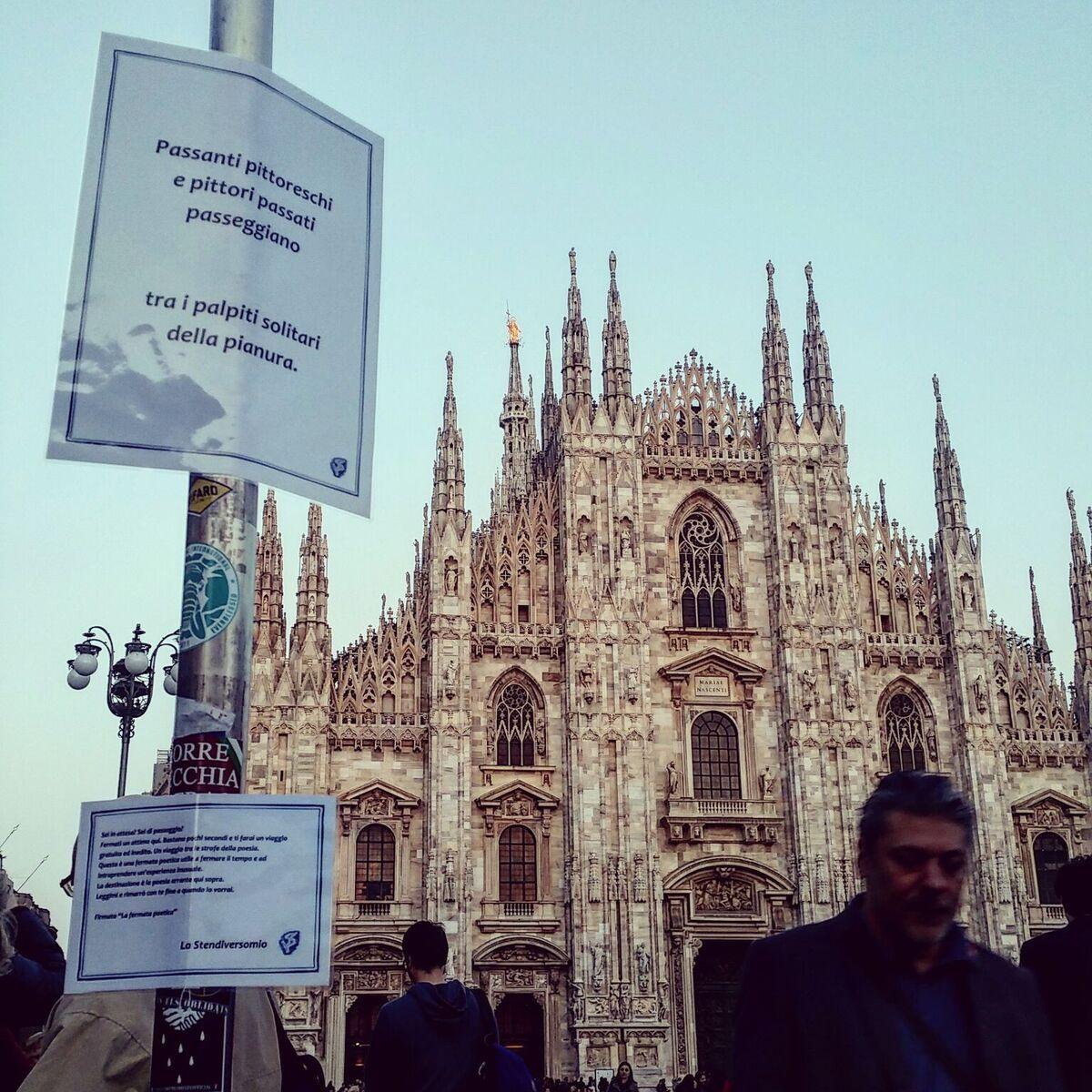 Metro Duomo