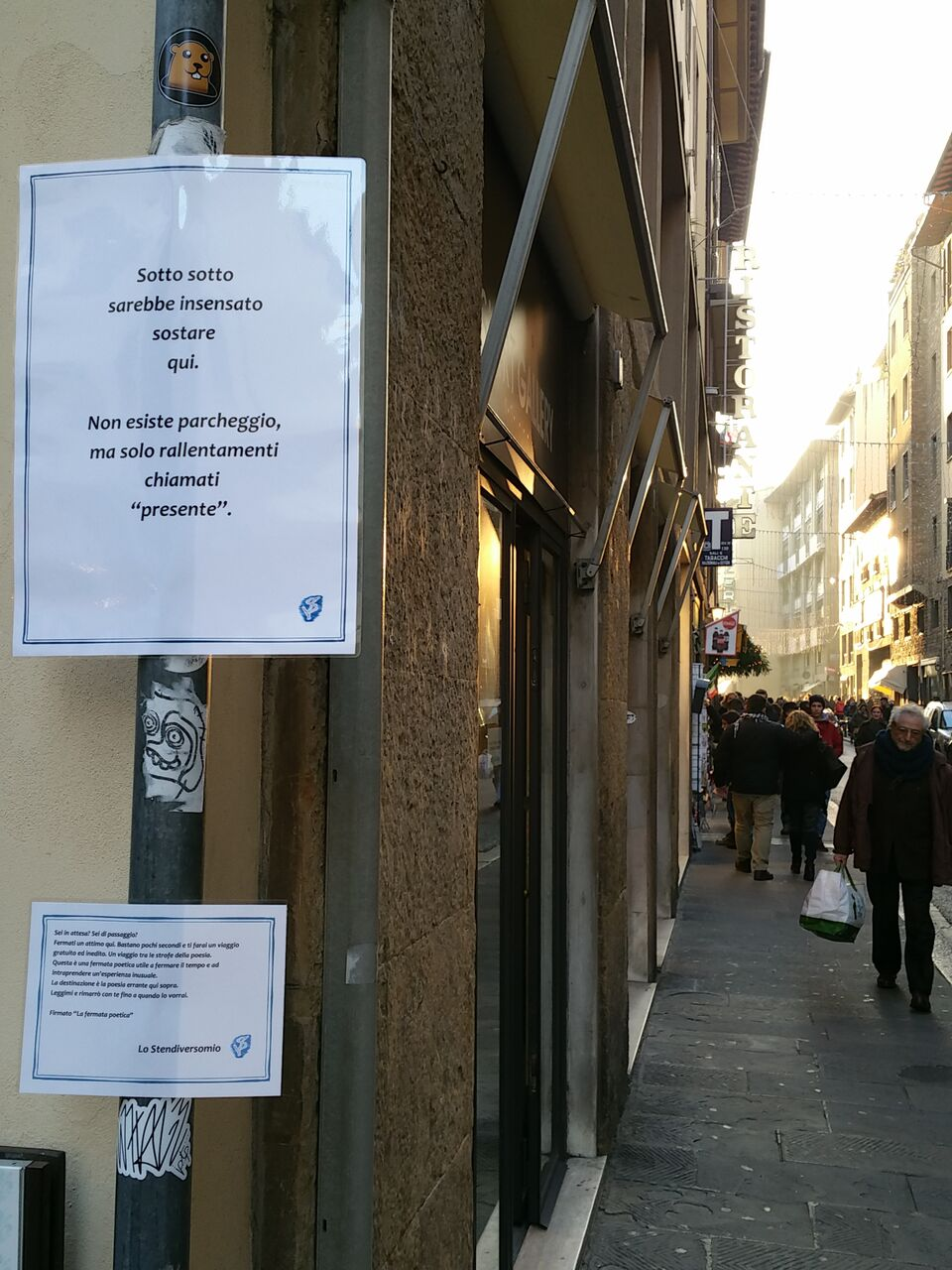 Sotto sotto Firenze