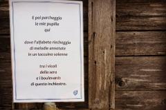 E poi parcheggio Venezia