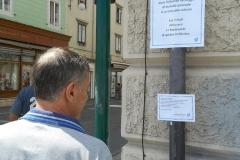 e poi parcheggio lettori Trieste