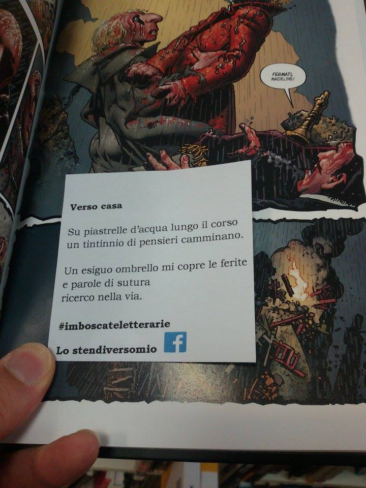 fumetteria Kissa shop comic & food Padova