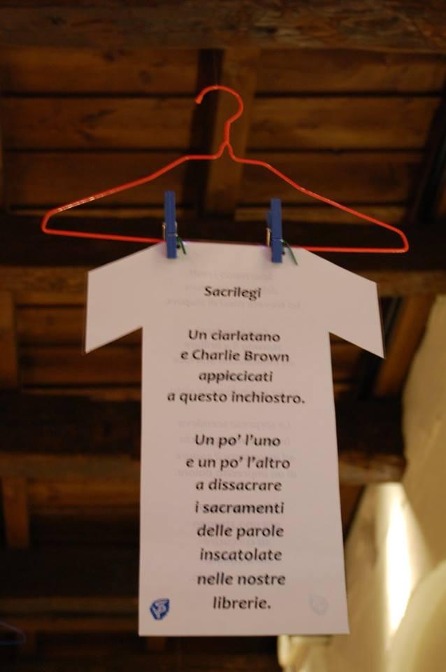 T-shirt poetica