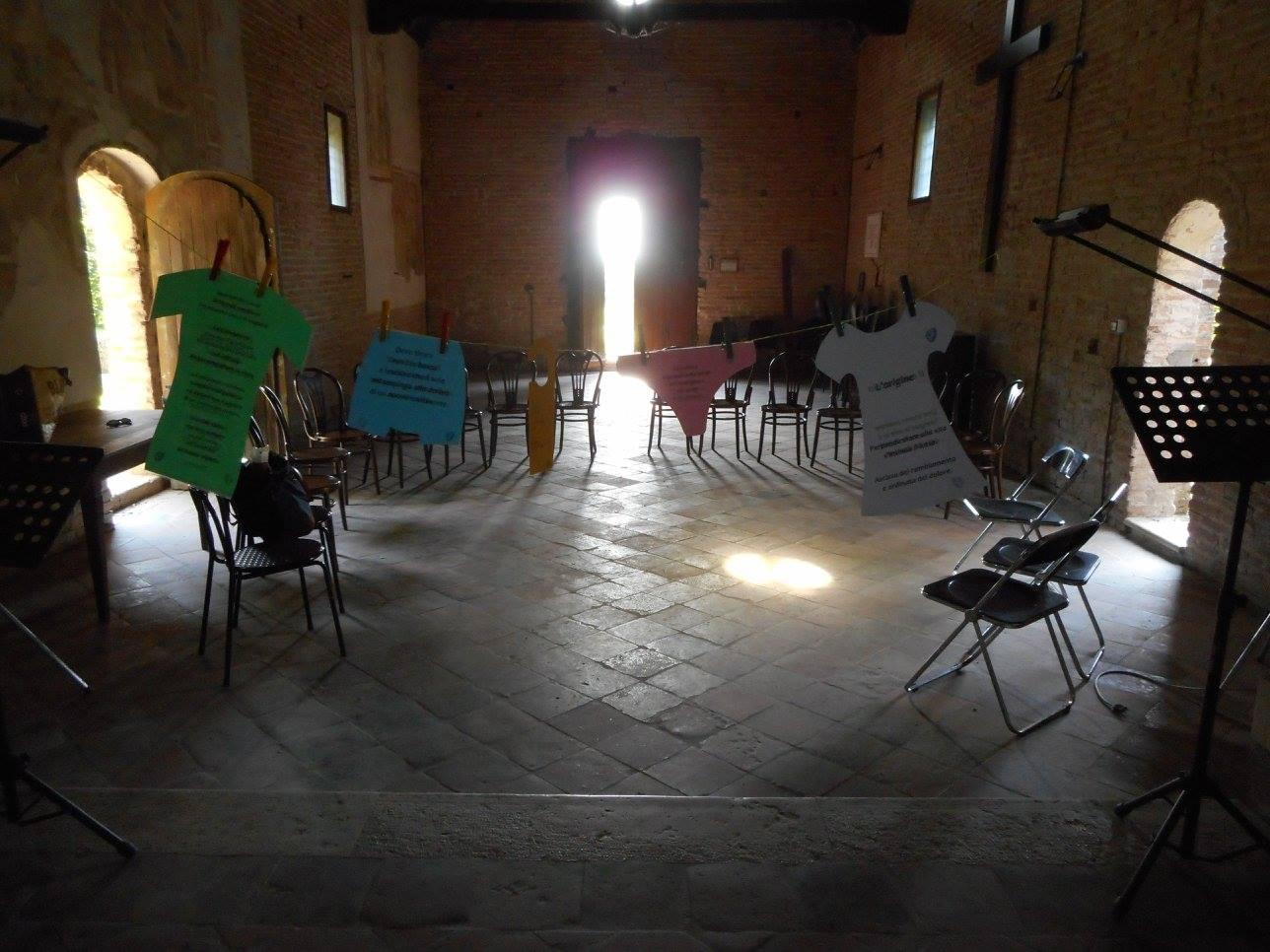 San Venanzio a Copparo e i suoi luoghi speciali.