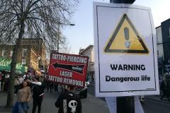 tattoo & danger