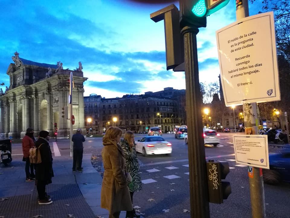 La Puerta de Alcalà