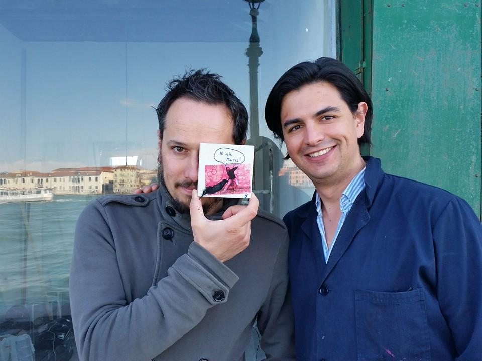 Io Manuel e Silk & poetry