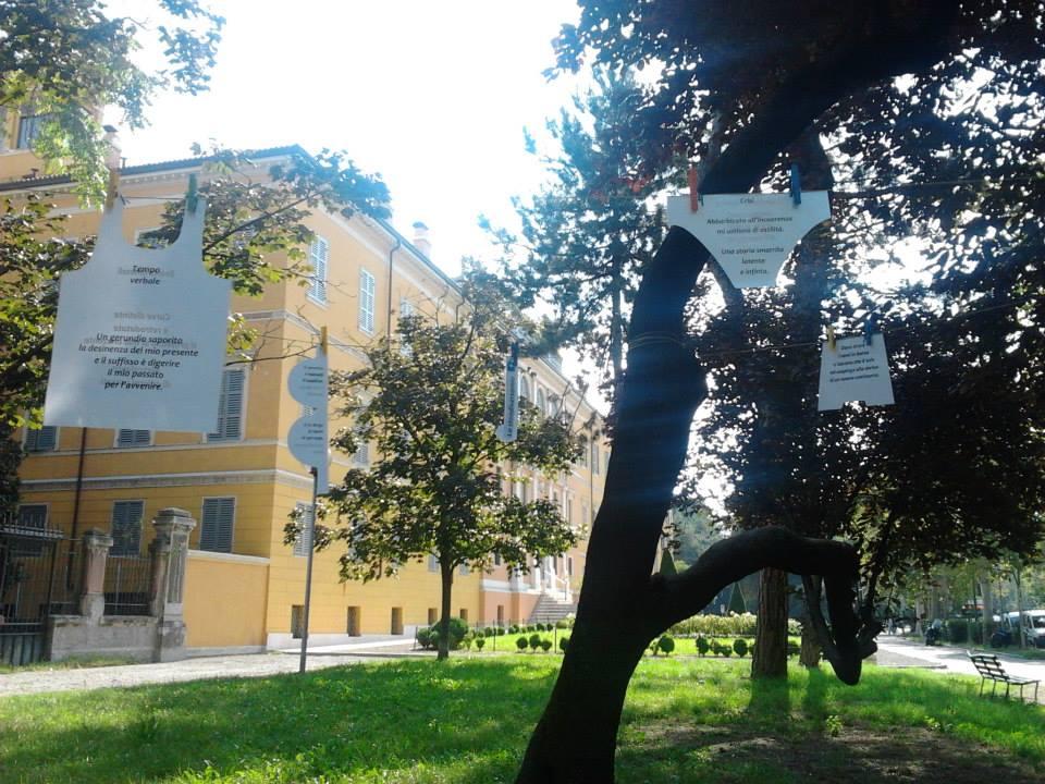 Il triangolo delle bermuda poetiche a Modena