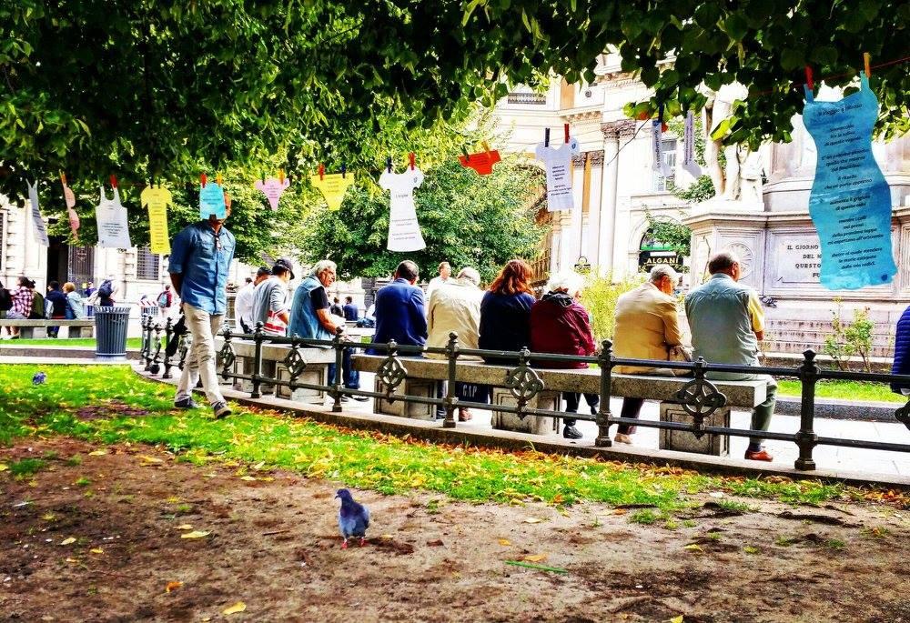 La Scala di Milano e la sua poesia errante