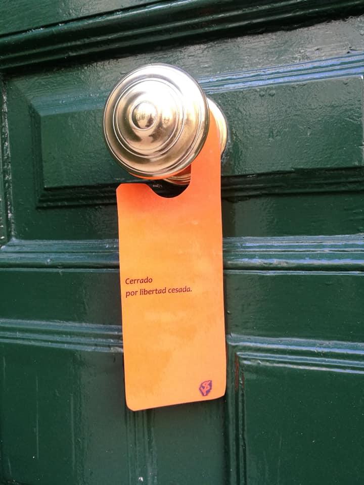 Cerrado in arancio