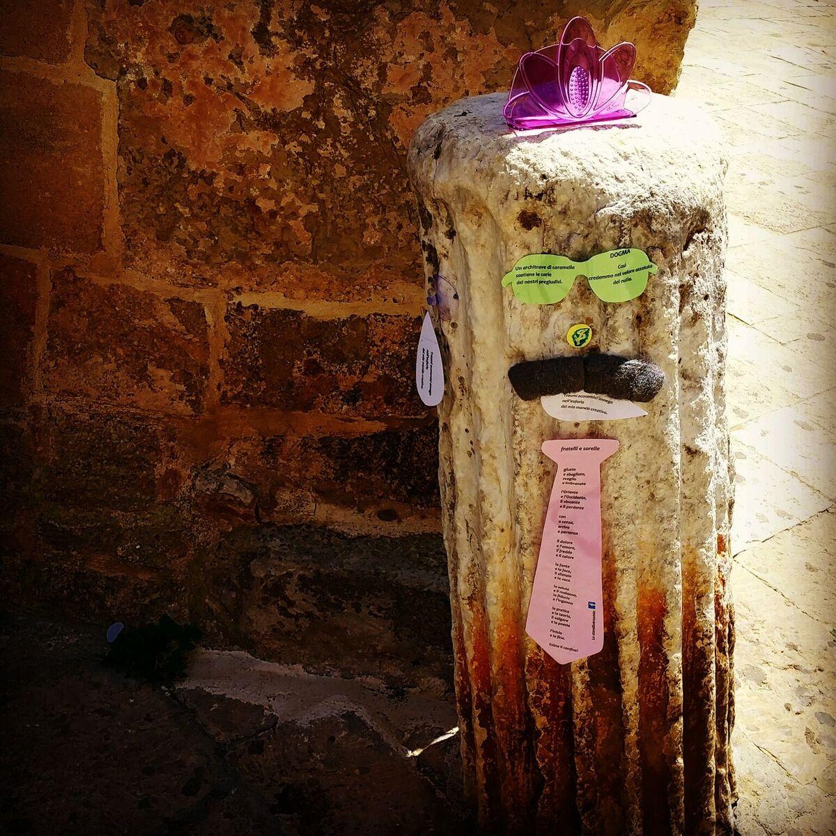 Il baffo di Puglia