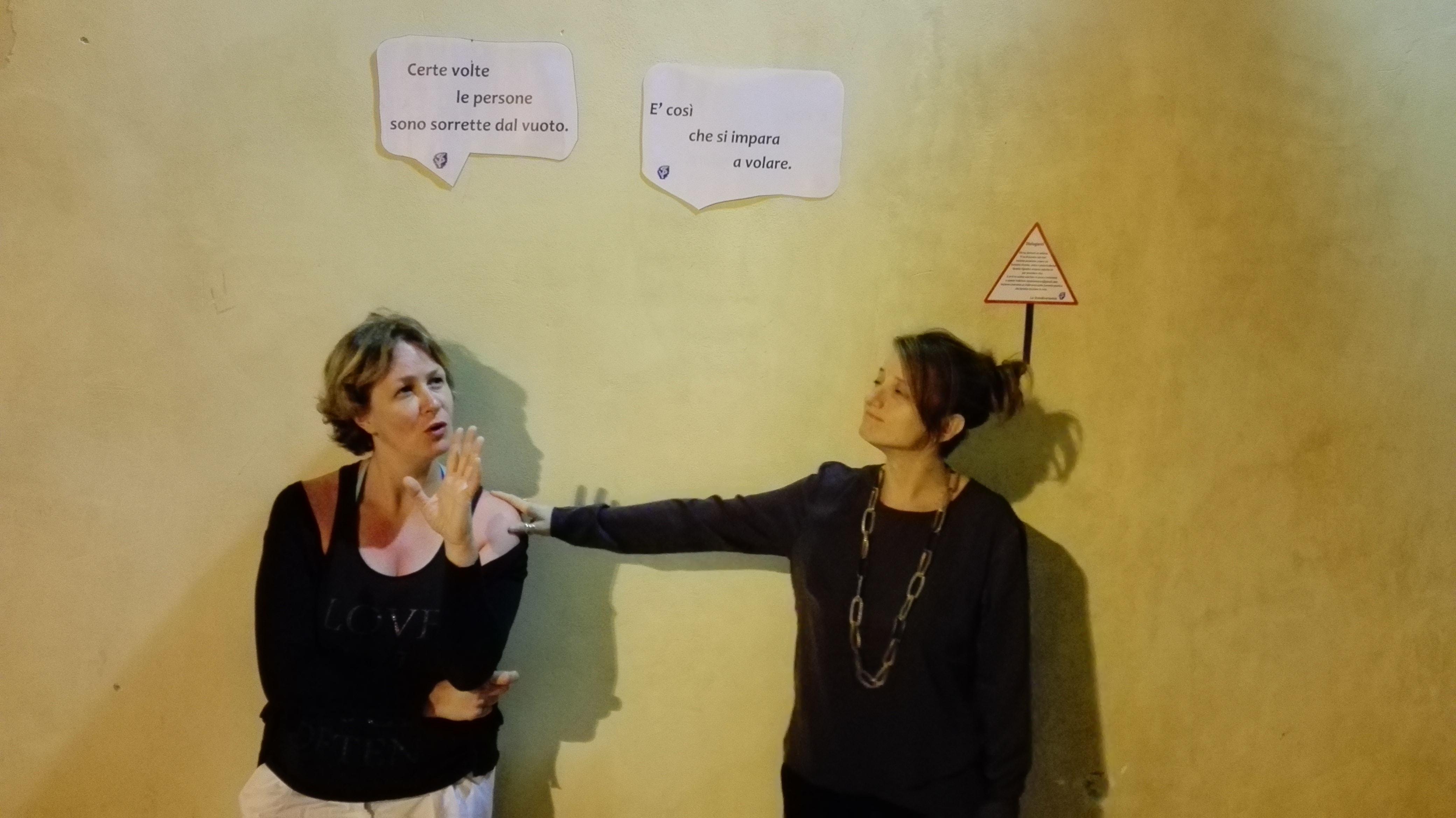 Voli dalle vignette poetiche di Otranto
