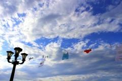 Il cielo poetico di Otranto