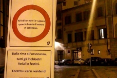 Firenze la notte
