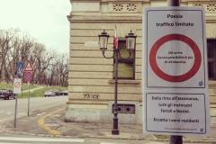 Treviso e la Poesia traffcio limitato.