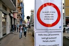San Donato e le sue segnaletiche all'avanguardia