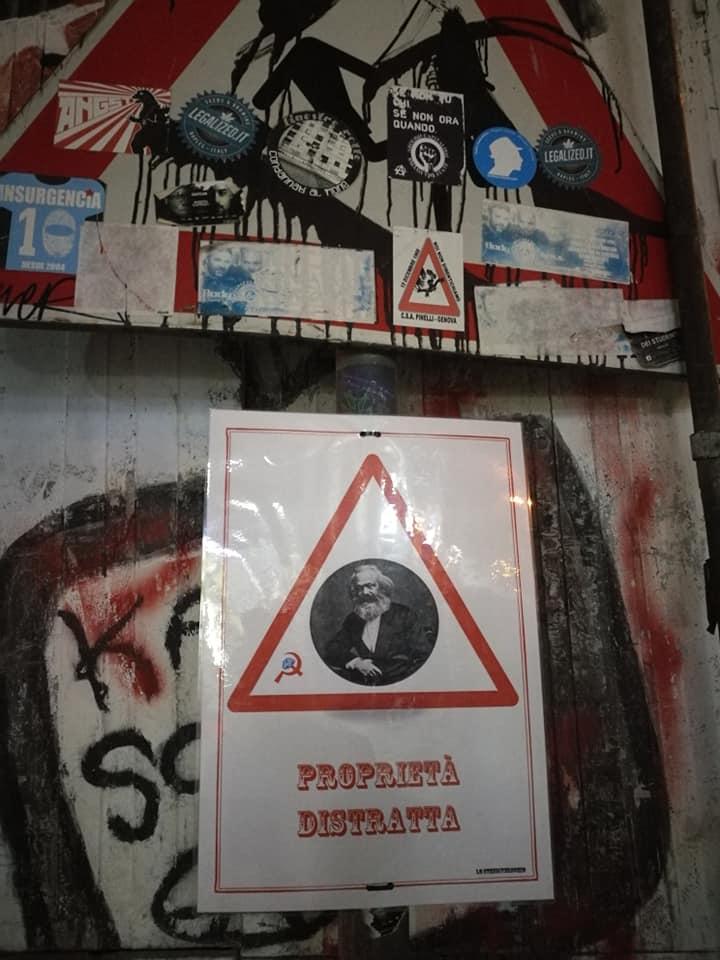 centro ska e Marx