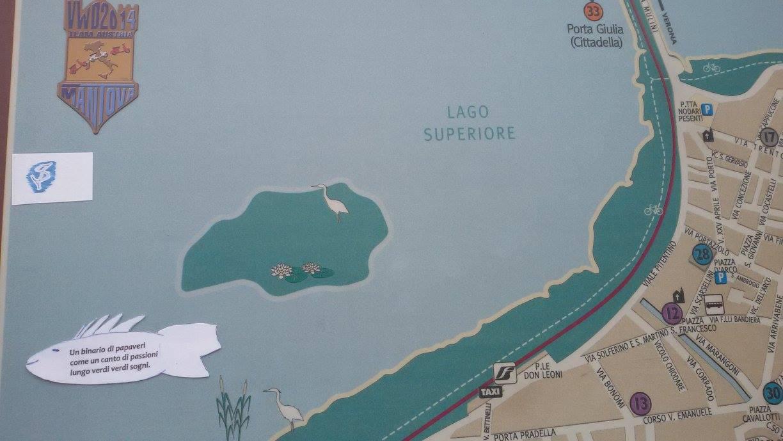 Lago superiore errante