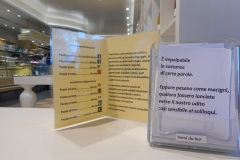 Salviette poetiche per Gino Fabbri