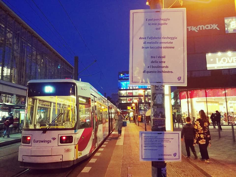 Alexanderplatz e le pupille notturne erranti