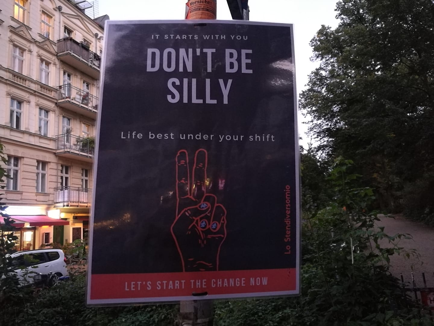 Silly on Prenzlauer Berg